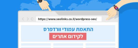 וורדפרס לקידום אתרים