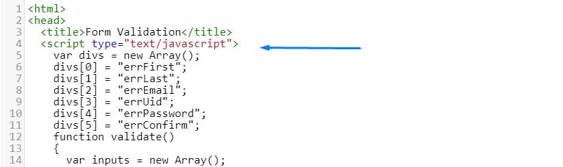קוד JS