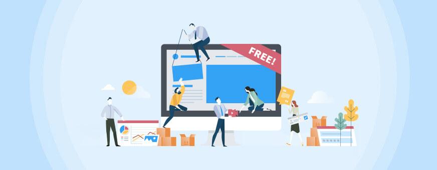 בניית אתרים בחינם