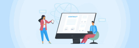 חוזה לקידום אתרים